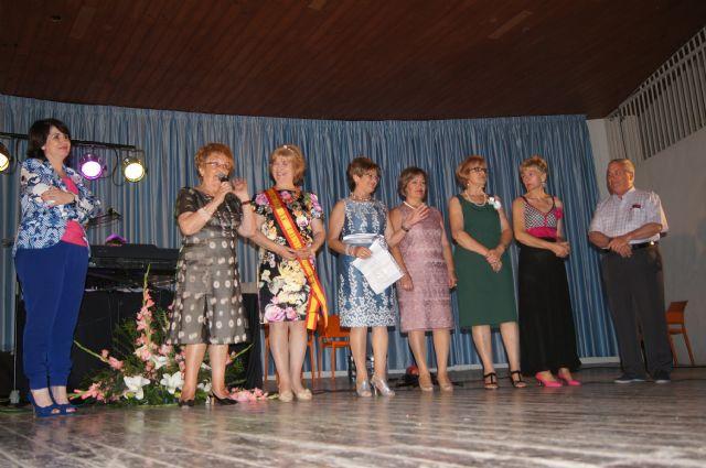 Ana del Vals García es elegida nueva Reina del Centro Municipal de Personas Mayores dentro del programa de festejos´2013, Foto 2