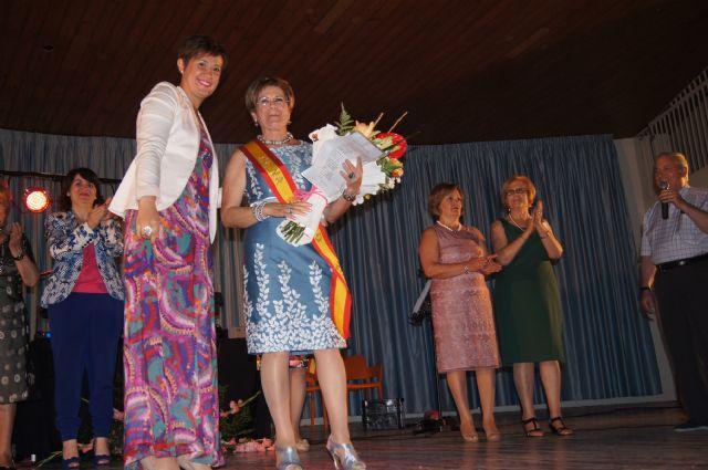 Ana del Vals García es elegida nueva Reina del Centro Municipal de Personas Mayores dentro del programa de festejos´2013, Foto 3