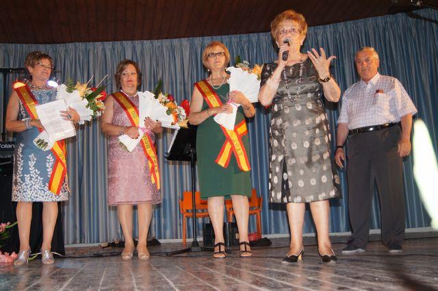 Ana del Vals García es elegida nueva Reina del Centro Municipal de Personas Mayores dentro del programa de festejos´2013, Foto 4
