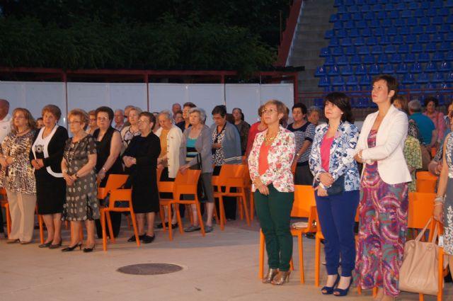 Ana del Vals García es elegida nueva Reina del Centro Municipal de Personas Mayores dentro del programa de festejos´2013, Foto 7