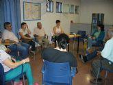 Autoridades municipales se reúnen con los vecinos del barrio de la Era Alta para conocer sus necesidades y demandas