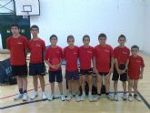 Tenis de mesa. Campeonato autonomico individual de la region de Murcia