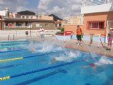 Los escolares de Mazarrón disputan mañana el acuatlón 2013