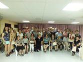 Unos 180 socios del Centro Municipal de Personas Mayores reciben sus diplomas acreditativos de los cursos formativos de la temporada 2012/13