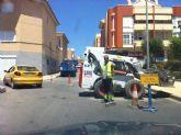 Comienzan las obras del Plan Integral de parcheo en más de 70 calles del casco urbano de Totana