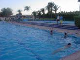 Las piscinas de la temporada del verano están ya abiertas desde el pasado día 8 de junio