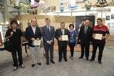 José Ballesta destaca la conjunción de tradición y modernidad en los ganadores de los II Premios de Artesanía de la Región