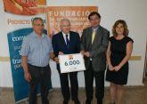 La Fundaci�n de Trabajadores de ElPozo Alimentaci�n dona 6.000 euros a Proyecto Hombre para continuar con su apoyo a la ONG