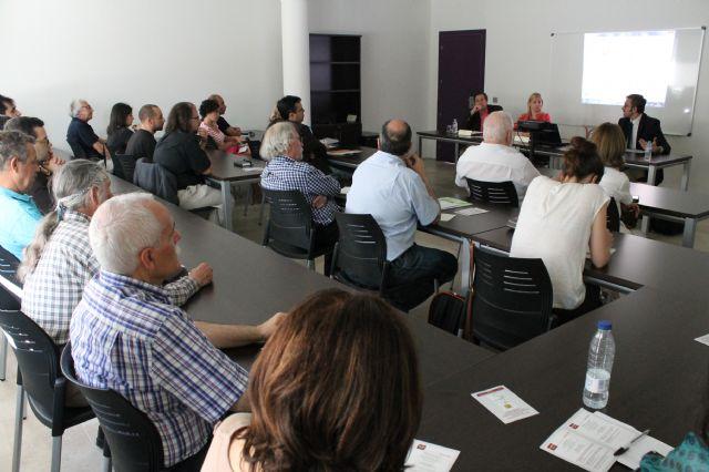 Excelente acogida del I seminario de estudios sobre las fronteras de los mundos ibéricos y mediterráneos, Foto 1