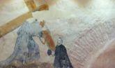 Este domingo se abren al público las obras de restauración de los anexos de La Santa para que los visitantes puedan ver las pinturas del siglo XVII