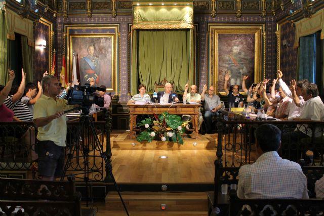 El pleno solicita la catalogación como BIC del pecio