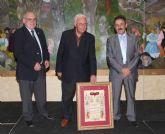 Caravaca rinde homenaje al totanero Pedro Ballester, capellán de la Basílica de la Vera Cruz