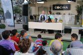 El Canal Cocina se deleita con la gastronomía y el patrimonio de Mazarrón