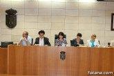 El Pleno acuerda requerir al Ministerio de Interior la dotación de los servicios de una Comisaría de la Policía Nacional en Totana