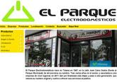 El Parque Electrodomésticos comienza el verano con el lanzamiento de su nueva página web