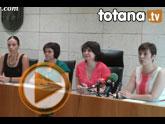 Se presenta el nuevo servicio municipal de ayuda a domicilio que en la actualidad atiende a 47 usuarios de Totana