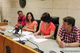 Empresas de Totana firman un convenio con el Ayuntamiento - 1