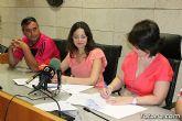 Empresas de Totana firman un convenio con el Ayuntamiento - 2