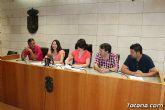Empresas de Totana firman un convenio con el Ayuntamiento - 3