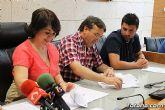 Empresas de Totana firman un convenio con el Ayuntamiento - 8