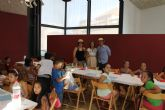 Los niños de los talleres del Museo de Los Baños comienzan a descubrir la historia de nuestro municipio a trav�s de divertidas actividades
