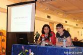 La historiadora totanera María Martínez ofreció la conferencia sobre el protagonismo que tuvo Totana en el proceso de islamización del sureste español - 1