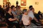 La historiadora totanera María Martínez ofreció la conferencia sobre el protagonismo que tuvo Totana en el proceso de islamización del sureste español - 3