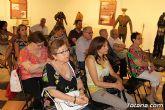 La historiadora totanera María Martínez ofreció la conferencia sobre el protagonismo que tuvo Totana en el proceso de islamización del sureste español - 4