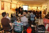 La historiadora totanera María Martínez ofreció la conferencia sobre el protagonismo que tuvo Totana en el proceso de islamización del sureste español - 6