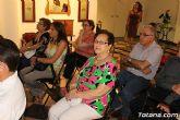 La historiadora totanera María Martínez ofreció la conferencia sobre el protagonismo que tuvo Totana en el proceso de islamización del sureste español - 8