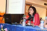 La historiadora totanera María Martínez ofreció la conferencia sobre el protagonismo que tuvo Totana en el proceso de islamización del sureste español - 13
