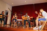 M�s de cuarenta alumnos de Alhama y de otras localidades de la regi�n han asistido al Curso Intensivo de M�sica ofertado por la Escuela Municipal de M�sica