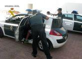 La Guardia Civil detiene a seis personas por el robo en varias explotaciones agrícolas