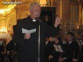 El totanero Rvdo. D. Pedro Ballester Lorca se jubila