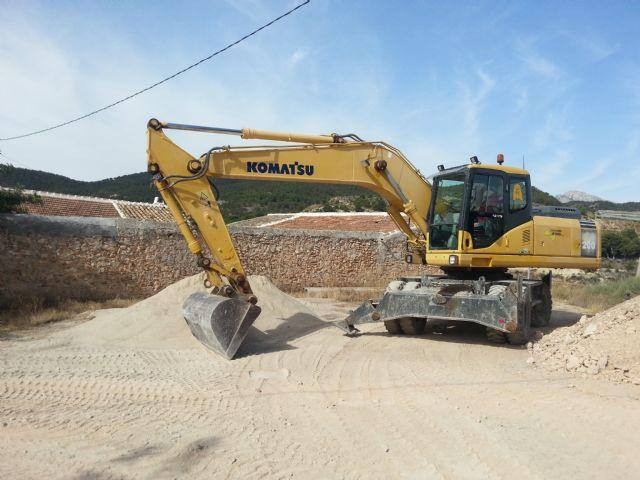 La depuradora de Gebas estará terminada para final de verano, Foto 2