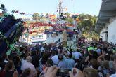 Pescadores, marineros, vecinos y turistas profesan su fe a la Virgen del Carmen