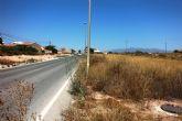IU exige a la Dirección General de Carreras la limpieza y adecuación de la Avenida Príncipe de Asturias en la Pedanía del Paretón y Cantareros
