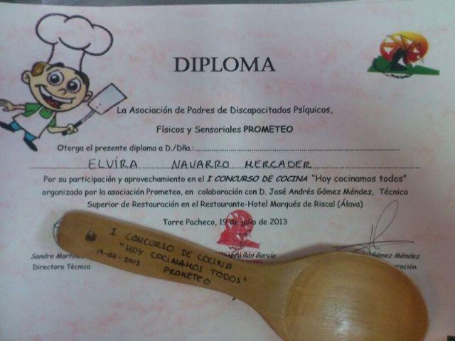 Concursos Cocina | Torre Pacheco Prometeo Celebra Su Primer Concurso De Cocina Hoy