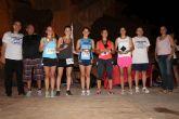 Más de medio millar atletas se dan cita en la XX carrera nocturna