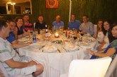 Un centenar de personas asisten a la cena de verano de la Hdad. de Jesús en el Calvario y Santa Cena