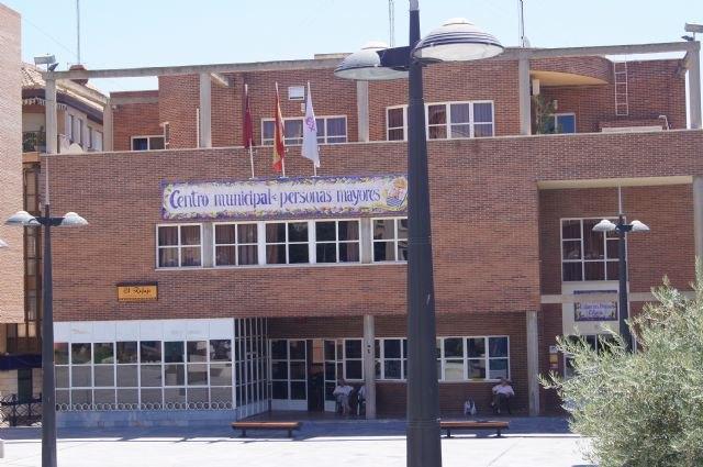 Los Centros Municipales de Personas Mayores se mantienen abiertos durante este mes de agosto, Foto 1