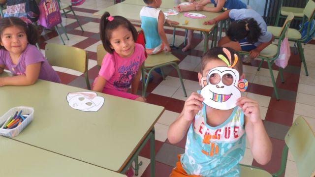 La Escuela de Verano 2013 finaliza con una excursión al polideportivo, Foto 3