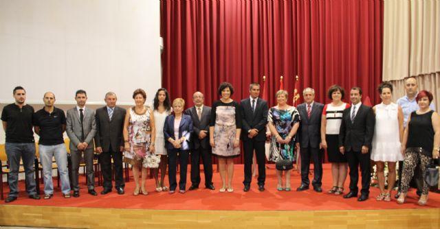 Mª Ángeles Túnez toma posesión como Alcaldesa de Puerto Lumbreras, Foto 2