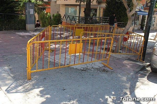 Se cortará durante varias semanas la calle General Aznar, una de las principales arterías de acceso al casco urbano, Foto 1