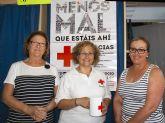 ACOMA y Cruz Roja emprenden una campaña para recaudar fondos para ayudar a paliar los efectos de la crisis en las familias mazarroneras