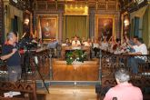El pleno defiende por unanimidad el ciclo formativo de administración y finanzas del I.E.S.