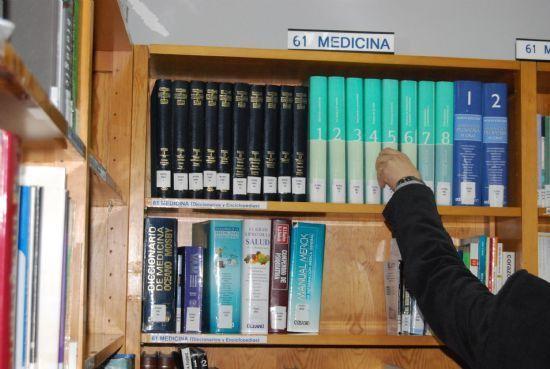 Más de 9.000 personas han utilizado los servicios que ofrece la biblioteca municipal en los primeros meses del año, Foto 1