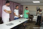Juan Antonio Morales Rosa, nuevo presidente del Club Olímpico de Totana - 20
