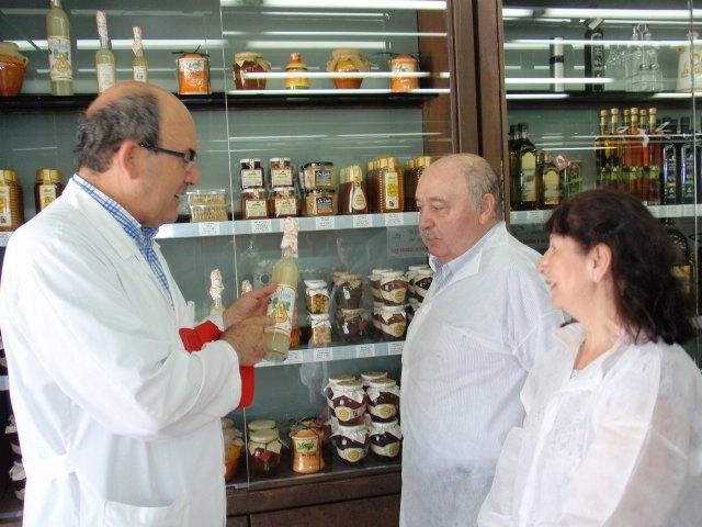 Visita COATO el presidente de ENAC (Entidad Nacional de Acreditación), Foto 1