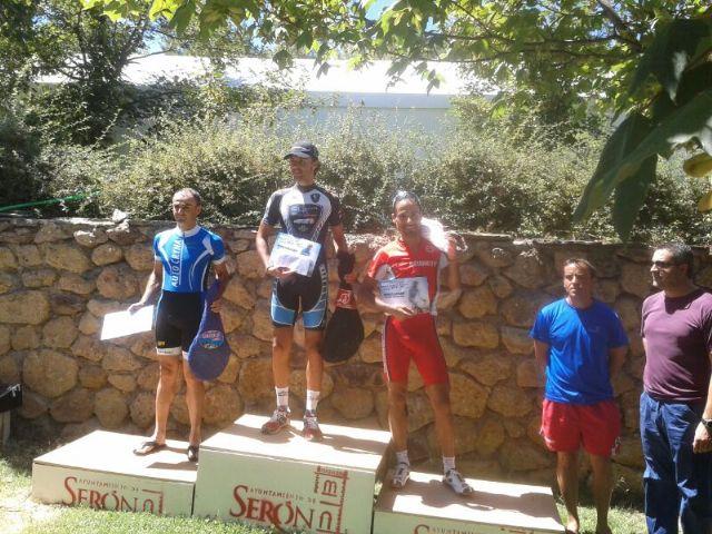Juan Antonio del C.C. Santa Eulalia consigue un nuevo podium para el equipo totanero en Serón, Foto 1